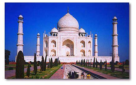 The Taj Mahal: A Photo Essay with Tips Ticker Eats the